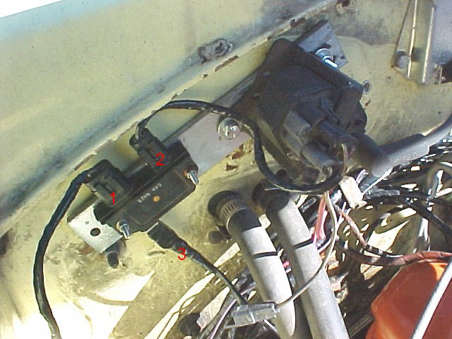 1968 Plymouth Satellite Fuel Injection Conversion