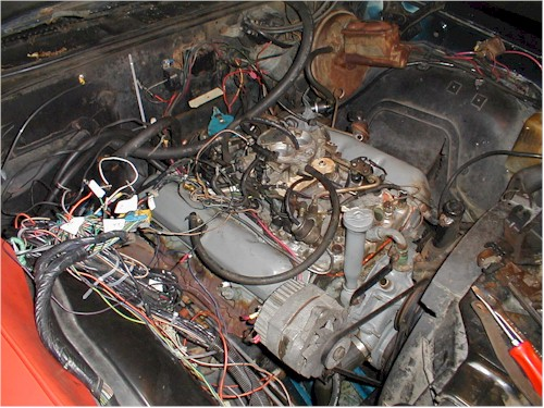 Chevy Caprice 305 Engine Diagram as well 305 Chevy Engine Color as well 1983 El Camino Engine Diagram also 1987 Chevy 305 Vacuum Diagram likewise 1994 Ram 1500 Headlight Wiring Diagram. on engine wiring diagram for a 1984 305 chevy